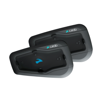 2019 Cardo Freecom 2+ DUO Interfono Bluetooth