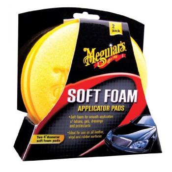 Set 2 tamponi applicatore cera/gel Ø102mm Meguiar's® X3070