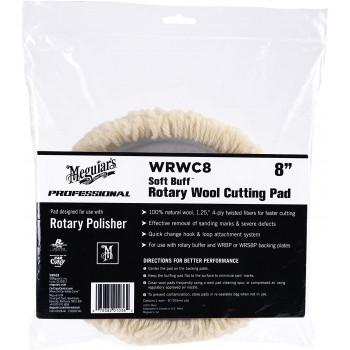 Cuffia in lana per paste abrasive Ø203mm Meguiar's® WRWC8