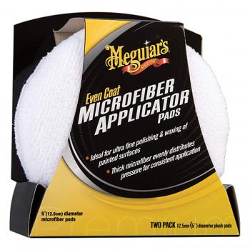 Dischi in microfibra tondi Ø125mm 2 pezzi Meguiar's® X3080EU