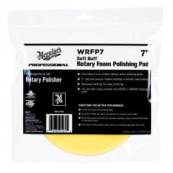 Tampone in spugna per polish Ø178mm Meguiar's® WRFP7