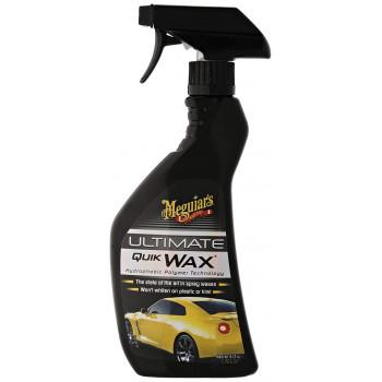 Cera spray con anti-acqua Ultimate Quik Wax 450ml...