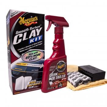 Kit per ricondizionamento vernice Smooth Surface Clay Kit...