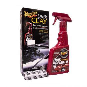 Kit per ricondizionamento vernice Quick Clay Starter Kit...